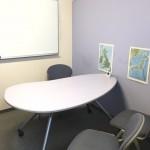 OEC英会話明石校舎内の教室